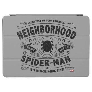 Spider-Man Victorian Trademark iPad Air Cover