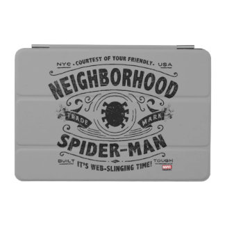 Spider-Man Victorian Trademark iPad Mini Cover