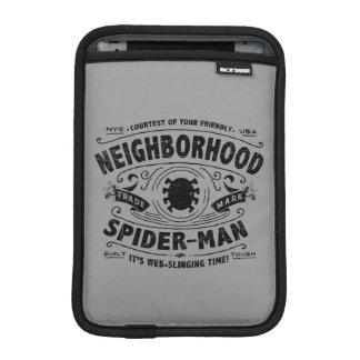 Spider-Man Victorian Trademark iPad Mini Sleeve