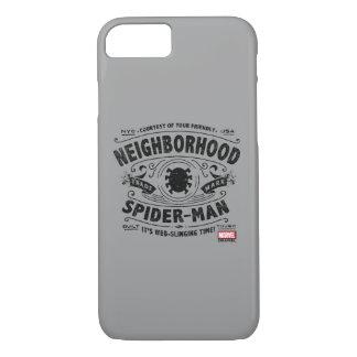 Spider-Man Victorian Trademark iPhone 8/7 Case