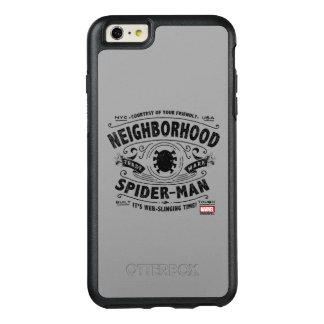 Spider-Man Victorian Trademark OtterBox iPhone 6/6s Plus Case
