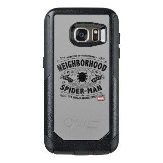 Spider-Man Victorian Trademark OtterBox Samsung Galaxy S7 Case