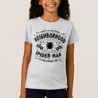 Spider-Man Victorian Trademark T-Shirt