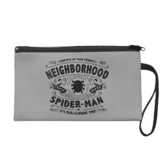 Spider-Man Victorian Trademark Wristlet