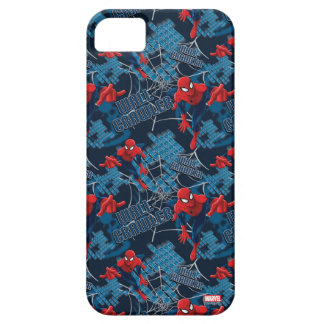 Spider-Man Wall Crawler Pattern Case For The iPhone 5