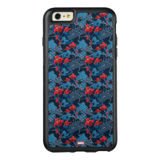 Spider-Man Wall Crawler Pattern OtterBox iPhone 6/6s Plus Case