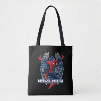 Spider-Man Web-Slinger Graphic Tote Bag