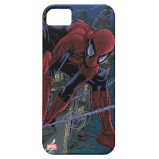 Spider-Man Web Slinging From Daily Bugle Case For The iPhone 5