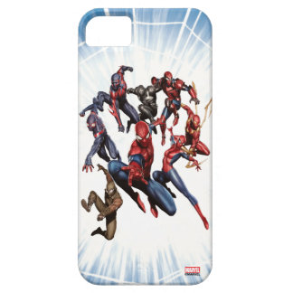 Spider-Man Web Warriors Gallery Art Case For The iPhone 5