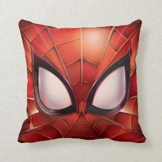 Spider-Man Webbed Mask Cushion