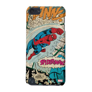 "Spider-Man ""You Know It Mister!"" iPod Touch (5th Generation) Covers"