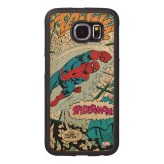 "Spider-Man ""You Know It Mister!"" Wood Phone Case"