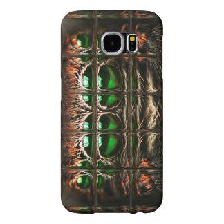 Spider mosaic samsung galaxy s6 cases