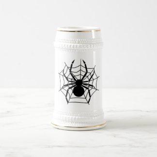 SPIDER BEER STEINS