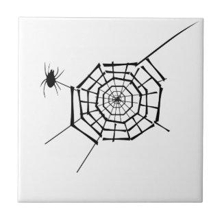 spider nest tile