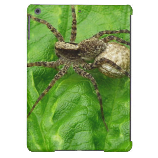 Spider on Plant Cover For iPad Air