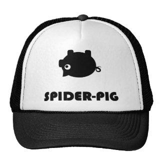 Spider-Pig Light T-shirts Cap