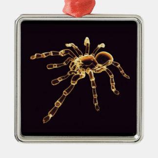 Spider - Premium Square Ornament