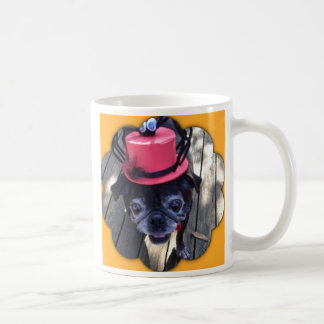 Spider Pug Coffee Mug