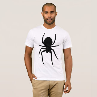 spider scary t-shirt
