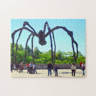 Spider Sculpture Ottawa. Jigsaw Puzzle