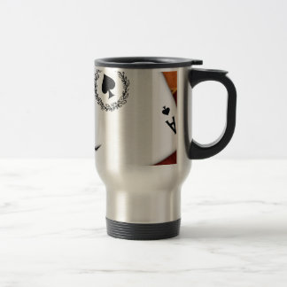 Spider Solitaire 3D · Stainless Steel Travel Mug