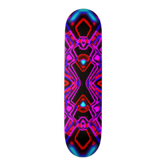 Spider Vortex mandala 20.6 Cm Skateboard Deck