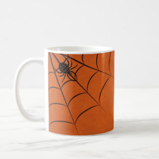 Spider & Web Coffee Mug