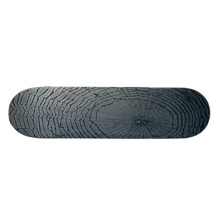 Spider Web Design Skateboard