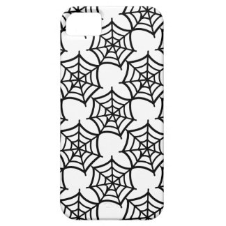 spider web halloween pattern iPhone 5 covers