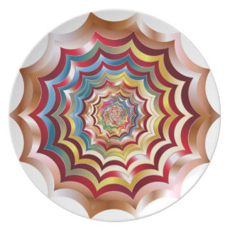 spider web hypnotic revitalized plate