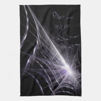 Spider Web Kitchen Towel