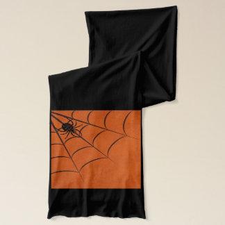 Spider & Web Scarf