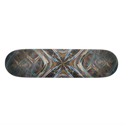 Spider Web Custom Skateboard