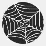 SPIDER WEB - stickers