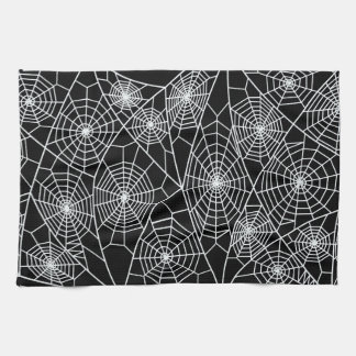Spider Web Tea Towel
