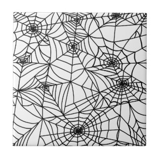 Spider Web Tile