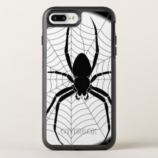 spider web trap OtterBox symmetry iPhone 8 plus/7 plus case