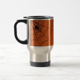 Spider & Web Travel Mug