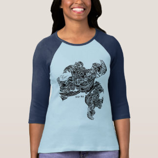 Spider Web Womens T's T-Shirt