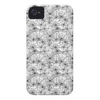 Spider Webs iPhone 4 Covers