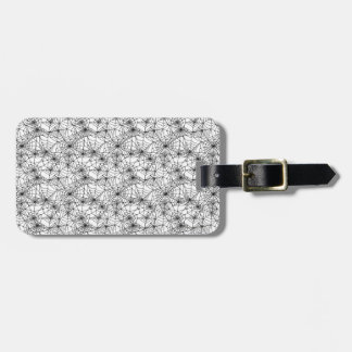 Spider Webs Luggage Tag