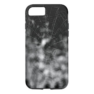 Spider webs make compelling shapes. iPhone 7 case