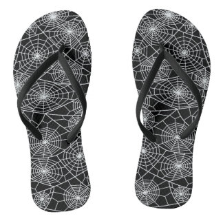 Spider webs thongs
