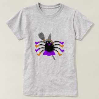 Spider Witch T-Shirt