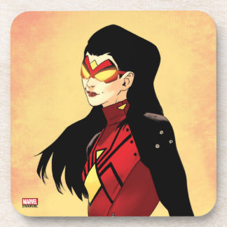 Spider-Woman Clenched Fists Coaster