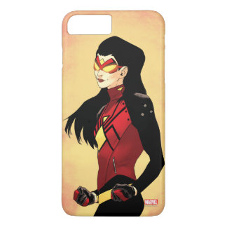 Spider-Woman Clenched Fists iPhone 7 Plus Case