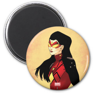Spider-Woman Clenched Fists Magnet