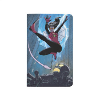 Spider-Woman Getting The Drop On Villain Journal