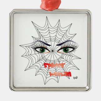 Spider woman Ornament